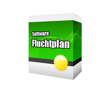 Software Fluchtplan Einzelplatzversion
