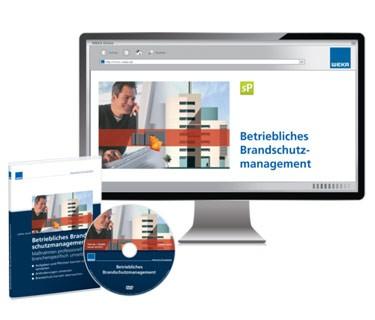 Produktbild Fluchtplan24.de - Betriebliches Brandschutzmanagement Software