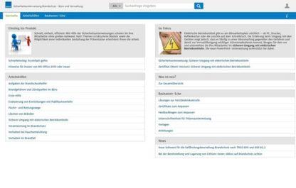 Produktbild 1 - Sicherheitsunterweisung Brandschutz - Büro und Verwaltung