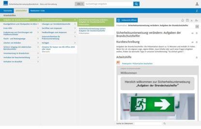 Produktbild 2 - Sicherheitsunterweisung Brandschutz - Büro und Verwaltung