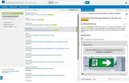 Produktbild 3 - Sicherheitsunterweisung Brandschutz - Büro und Verwaltung