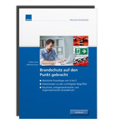 Produktbild 2 - Fachbuch Brandschutz auf den Punkt gebracht
